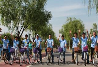 5月17日北京博康健组织全员一起走进大自然