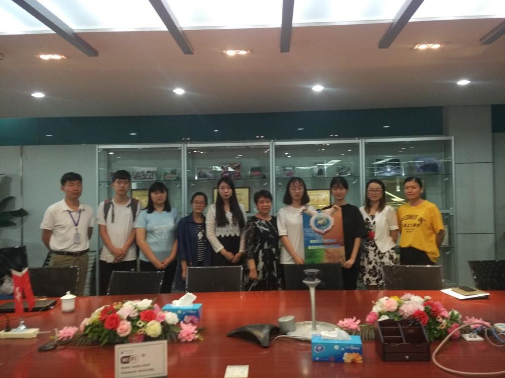 北京化工大学学生暑期走进博康健实践