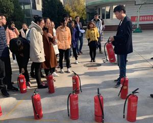全国消防宣传月—博康健消防培训